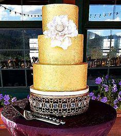 One Sweet Slice Wedding Cakes