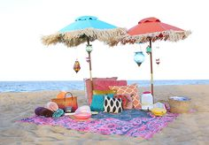 Need some inspiration for a great #beach picnic? Here are some ideas! #beachlife http://beachblissliving.com/beach-picnic-ideas-inspiration/