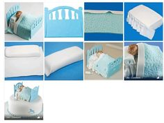 Baby bed. Source: DoLcI-TuToRiAl  http://www.facebook.com/media/set/?set=a.526581460689946.93672596.523590967655662=3