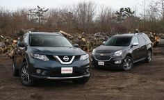 Is the Nissan Rogue or Chevrolet Equinox a better choice? Compact crossovers are huge sellers and the competition is fierce.