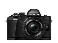 Olympus OM-D E-M10 m2 Black
