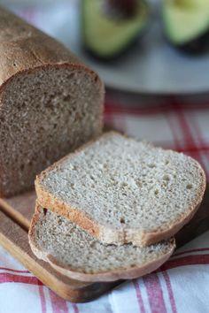 Bajkorada - przepisy dla całej rodziny: Chleb graham (na drożdżach) No Bake Treats, Graham, Bread, Baking, Food, Bread Making, Meal, Patisserie, Backen