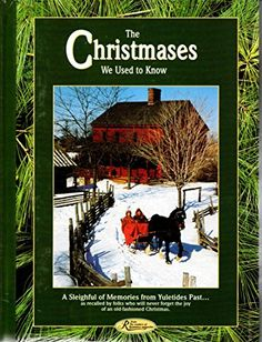 The Christmases We Used to Know (Reminisce Books) by Mike Beno http://www.amazon.com/dp/0898211603/ref=cm_sw_r_pi_dp_iZBqvb196VFD2