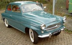Skoda Octavia 1959 - 1964 car parts. Hard to find parts for all models of Skoda and other classic Czech car manufacturers Car Parts For Sale, Car Manufacturers, Vintage Cars, Classic Cars, Specs, Europe, Canada, Australia, Prague