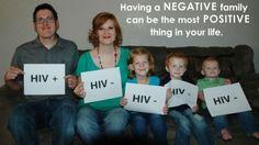 Hombre con VIH aspiró familia sin temido virus y lo consiguió