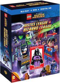 LEGO Justice League Vs Bizarro League Blu-ray Giveaway! US & CAN #JusticeLeague #BizarroLeague #Giveaway