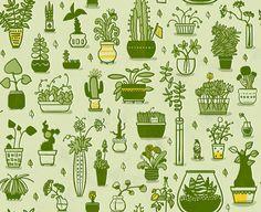 Plants Parade