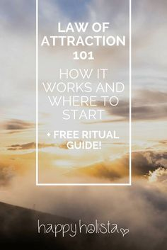 Do you want to start creating your dream life? Find out how it works & get started today with an easy and free ritual!