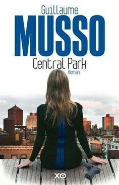 Central Park (2014) Guillaume Musso ♡♥♡ Livre lu lors d'un voyage à New York (oui, je suis très concept!) Histoire très bien ficelée dont je n'ai pas du tout deviné le dénouement.  J'en ai lu une partie à voix haute à mon mari, et il a adoré!  L'histoire d'Alice et de Gabriel m'a donné envie de lire d'autres Musso !!!
