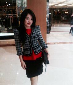 office attire, Jakarta, 2013
