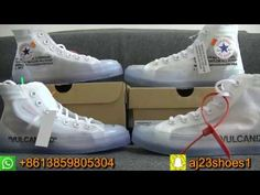 c91366a97c422c Update Version The Ten Converse Off White VS Old Versions Comparision Review