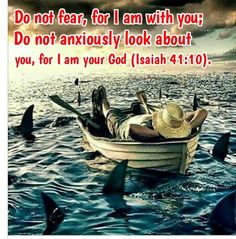"'Do not fear, for I am with you; Do not anxiously look about you, for I am your God."" (Isaiah 41:10) Dear Diary, Islamic, Love Quotes, Caro Diario, Quotes Love, Sweet Words, Quotes About Love, Love Is Quotes, Love Sayings"