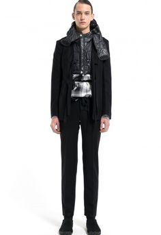 """Former Number (N)ine designer and spearhead of TAKAHIROMIYASHITATheSoloIst.,Takahiro Miyashita has just launched a new collection for Fall 2017 dubbed """"Alternative Tentacles,"""" and it's as aptly named as it is awe inducing. Interestingly enough, the name """"Alternative Tentacles"""" suggests an air of spontaneity within the collection, while the minor but sophisticated details like leather trims remind …"""