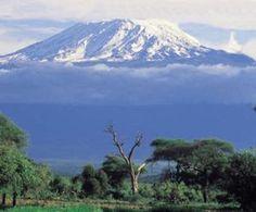 TO DO LIST 2013: African Mountain Kilimanjaro