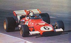 #6 Mario Andretti (Usa) - Ferrari 312B2 (Ferrari F12) 13 (13) Scuderia Ferrari SpA Scuderia