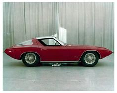 1963 Ford Cougar II (Vignale)