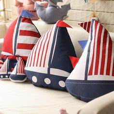 Mediterranean style sailing/pillow/cushion for leaning on a navy wind/sofa decorative furnishing articles + free shipping