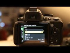 Nikon D5200 - Intervalometer Settings & Tips
