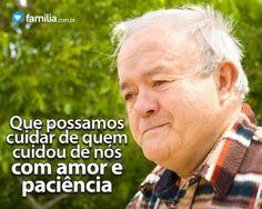 Familia.com.br   Como lidar com a doença de Alzheimer #Alzheimer