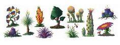 Image result for planetary annihilation vegetation