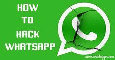 hack whatsapp wizblogger