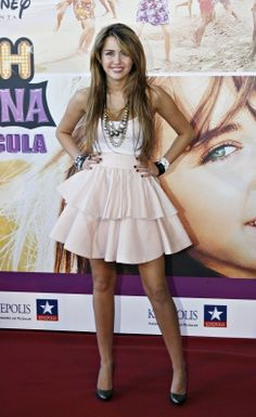 "2009; ""HANNAH MONTANA: THE MOVIE"" MADRID PREMIERE"