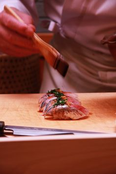 TOKYO #nigiri #sushi