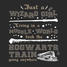 I NEED THIS!  Just A Wizard Girl.. | Fabrily