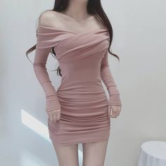 Find images and videos about fashion and outfit on We Heart It - the app to get lost in what you love. Cute Fashion, Asian Fashion, Look Fashion, Girl Fashion, Fashion Dresses, Latest Outfits, Korean Outfits, Mode Outfits, Look Boho