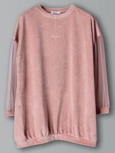 Baby Products Size FRIENDLY-N-Roll Baby PINK STAR Pastel sorbet Sleeved Shirt Long Sleeve Baby-Sorbet