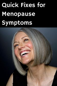 Are you bothered by menopause symptoms? There are some surprisingly simple home remedies for getting menopause relief for hot flashes and other issues. Short Hairstyles Over 50, Best Short Haircuts, Older Women Hairstyles, Cool Hairstyles, Elegant Hairstyles, Scene Hairstyles, Grey Haircuts, Stacked Haircuts, Popular Haircuts