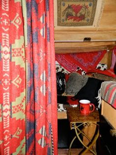 Girl Camping: Inexpensive Fix-Up Ideas for a Vintage Trailer
