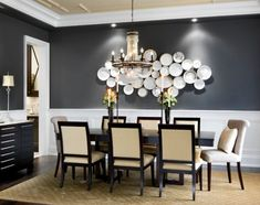 modern dining room paint ideas. Top Color Trends For Fall 2013 Indigo Palette  Schemes Colour Hgtv