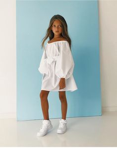 New collection by 💎💎💎 сoming 🔜🔜🔜 Stylish Kids Fashion, Tween Fashion, Black Girl Fashion, Little Girl Fashion, Minimal Fashion, Kids Outfits Girls, Cute Outfits For Kids, Girl Outfits, Girls White Dress