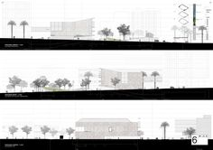 Galería de Segundo Lugar Concurso Ampliación de Torre Ejecutiva (TE+A) - 16