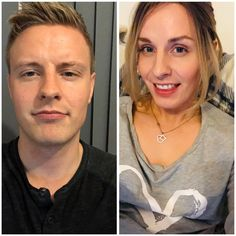 Well all I know is I'm a lot happier these days. Transgender Transformation, Male To Female Transformation, Male To Female Transition, Mtf Transition, Male To Female Transgender, Brave Women, My Brain, Gorgeous Women, Just For You