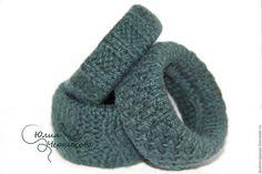 Браслеты ручной работы. Ярмарка Мастеров - ручная работа. Купить Вязанные браслеты ( 3 шт) Ирландский мох. Handmade.