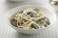 """""""Silky"""" sums up this smart dish perfectly. Our creamy sauce that coats the noodles and veggies is nothing if not silky. And the taste? Simply stunning."""