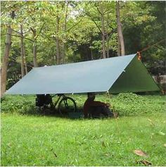 Tent fly #waterproof #hunting tarp camping hiking trekking #tarpaulin survival ar, View more on the LINK: http://www.zeppy.io/product/gb/2/302030059188/