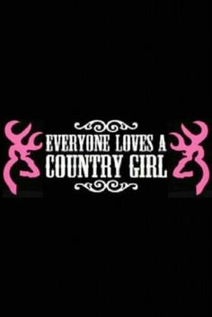 Country girl <3