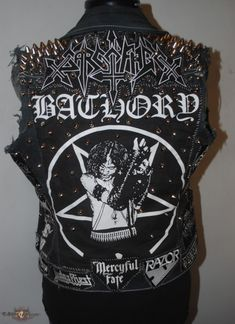 Battle Jacket's Blog
