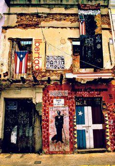 Calle De San Sebastián. Mi Viejo San Juan. | Borinquen Bella