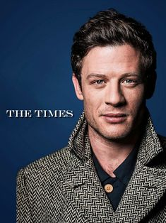James Norton photographed for The Times James Norton Actor, Actor James, Tv Actors, Actors & Actresses, James Norton Happy Valley, I Love You Funny, David James Elliott, Best Supporting Actor, Julie Andrews