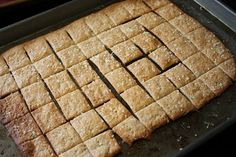 Eve Was ( Partially ) Right - Clean Eating is Good Eating: Homemade Clean Eating Crackers