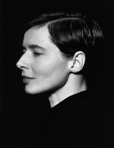 Isabella Rossellini by Herb Ritts