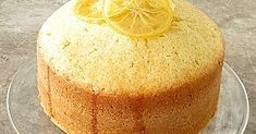 """Madeira Cake is a classic British cake that's been around for a couple hundred years. With few and simple ingredients, it's so """"plain Jan. Cake Recipes, Dessert Recipes, Desserts, Madeira Cake Recipe, Victoria Sponge Recipe, British Cake, Amazing Cakes, Vanilla Cake, Frosting"""