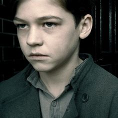 Hero Fiennes-Tiffin plays 11-year-old Tom Riddle in Harry Potter and the Half-Blood Prince. #HarryPotter