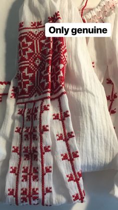 Folk Costume, Costumes, Scandinavian Style Bedroom, Cross Stitch Tree, Folk Embroidery, Red And White, Textiles, Fashion Outfits, Sewing