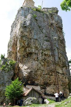 Кацхийский столп Грузия