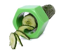 Type: Fruit & Vegetable ToolsFruit & Vegetable Tools Type: Shredders & SlicersCertification: CE / EU,CIQModel Number: Eco-FriendlyMaterial: ABS NEW Kitchen Tools Accessories Gadget Funnel Model Spiral Slicer Vegetable Shred Device Cooking Salad Kitchen Kitchen Tools And Gadgets, Cooking Gadgets, Cooking Tools, Cooking Ideas, Best Vegetable Spiralizer, Best Spiralizer, Slice Tool, Spiral Vegetable Slicer, Kitchen Accessories